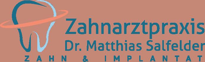 Dr. med. dent. Matthias Salfelder Logo